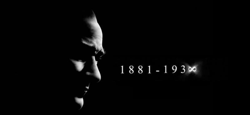 Aramızdan Ayrılışının 80 Yıldönümünde Ulu önder Gazi Mustafa Kemal